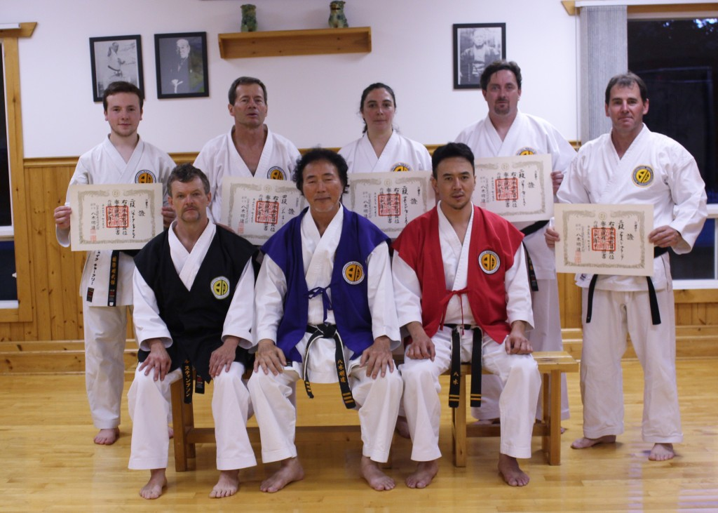 International certification 2014