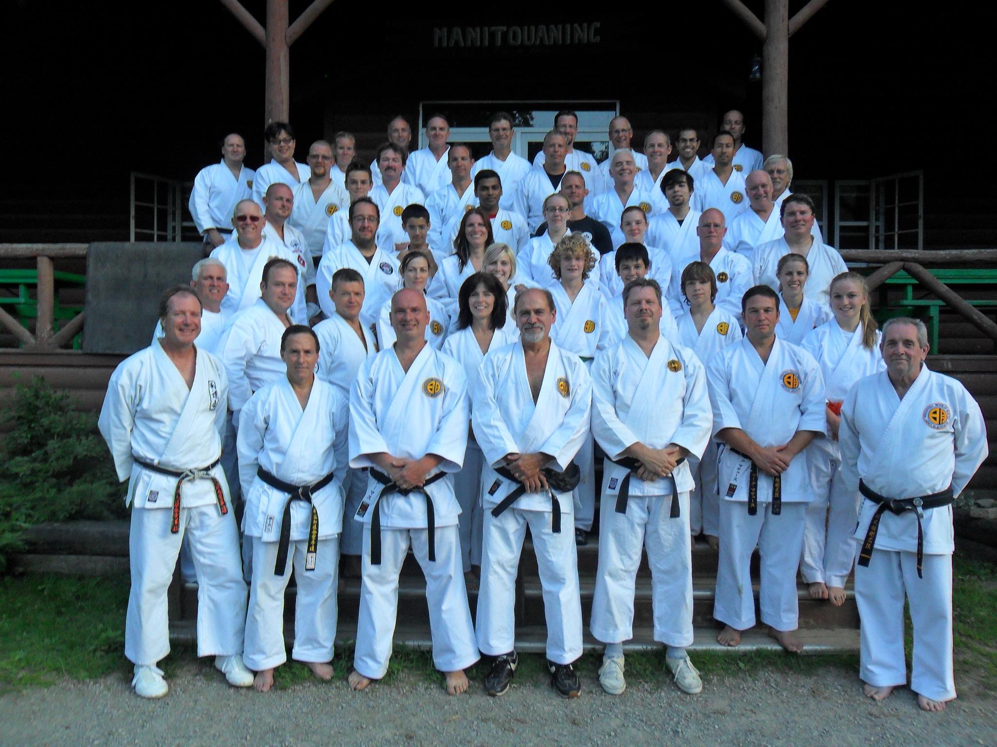 Elora Gorge Karate News & Events